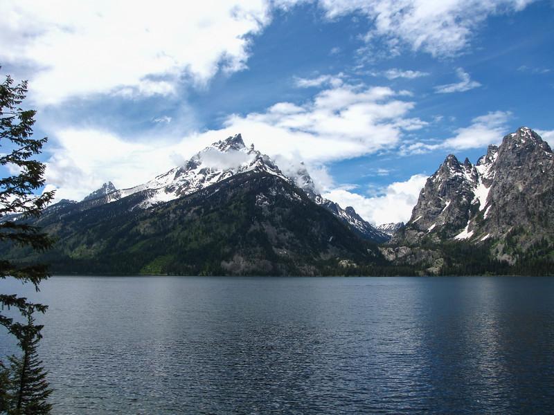 Jenny Lake, Grand Teton National Park.