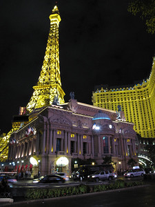 The Paris Casino and Resort.