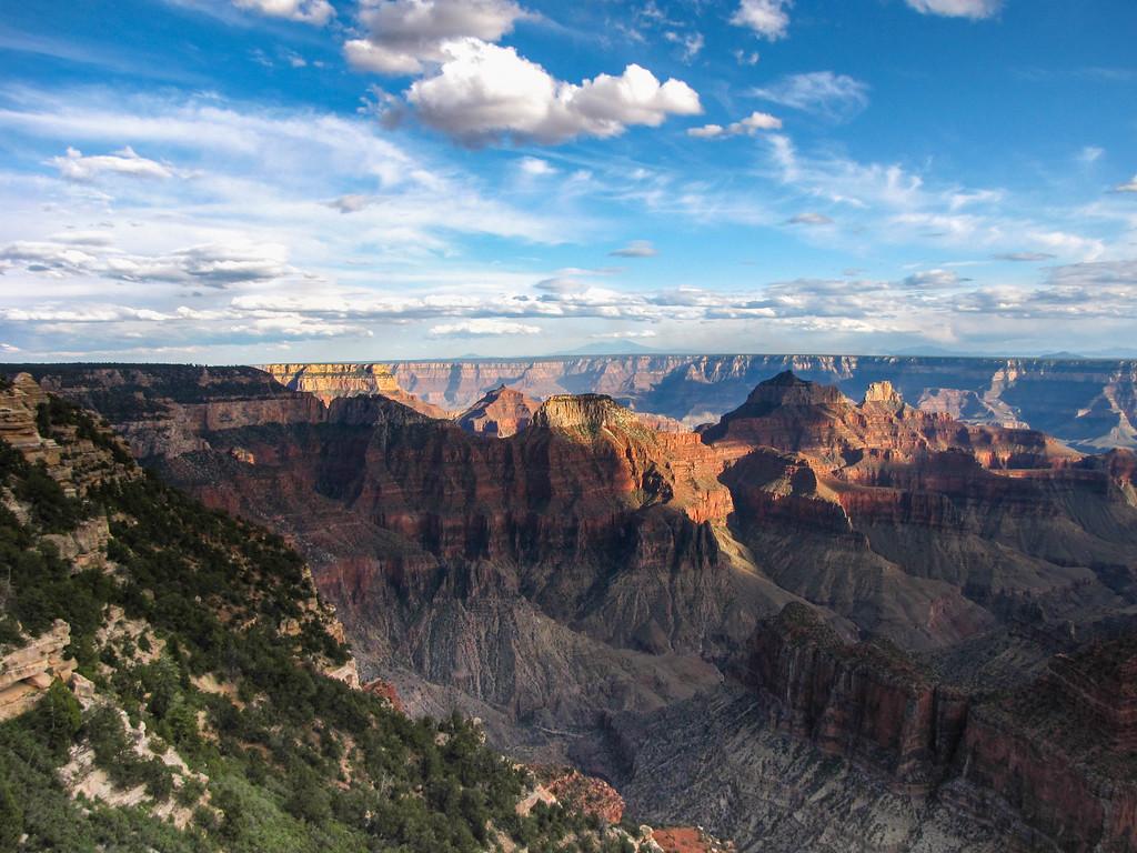 North Rim, Grand Canyon National Park.