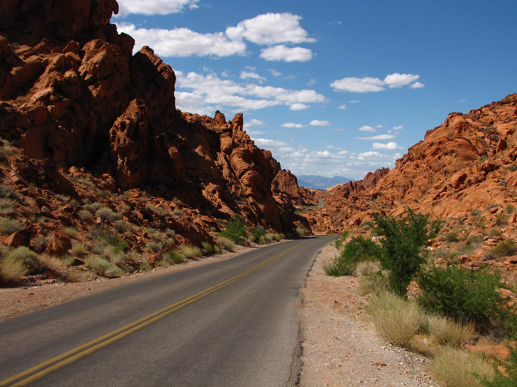Valley of Fire State Park.