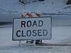 Mount Washburn Road Closure