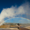 Beehive Geyser. Yellowstone National Park, Wy.