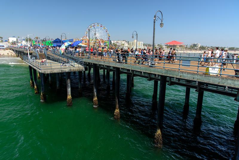 Santa Monica Pier II