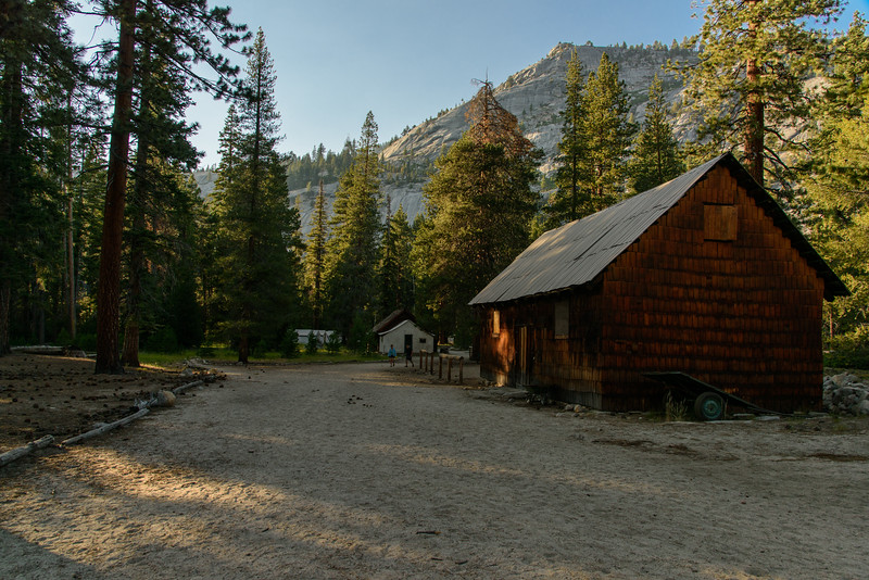 Merced High Sierra Camp