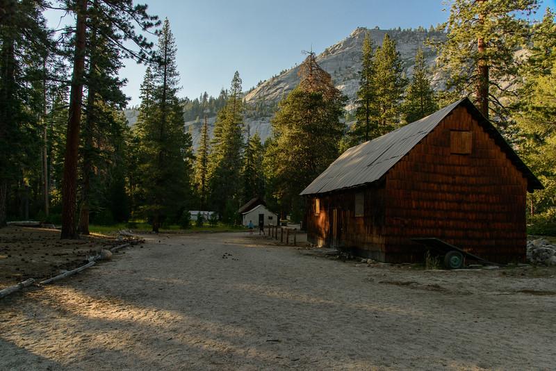 Merced High Sierra Camp