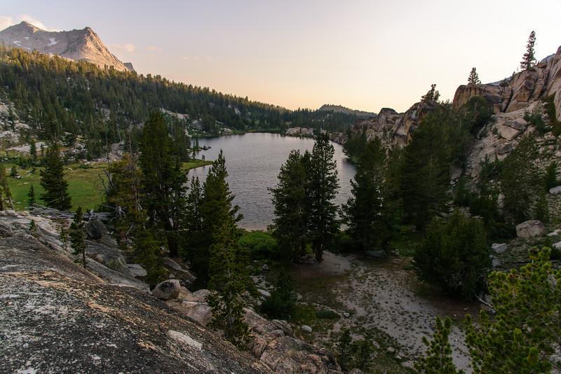 Boothe Lake