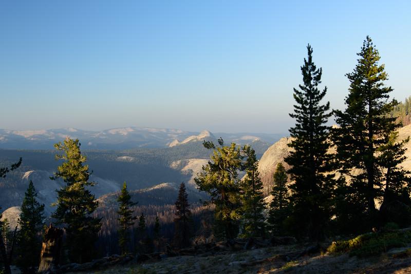 Dawn over Yosemite