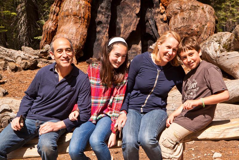 Michael, Hanna, Kelly, Ben