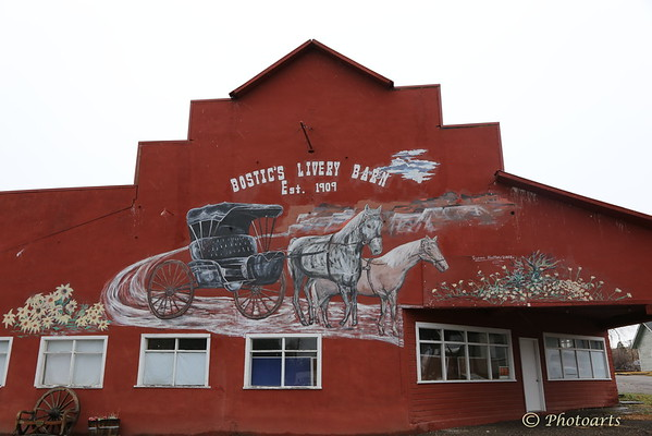 Americana 1: Bostic's Livery Barn