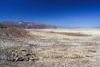 Bad Water Basin, Death Valley National Park, California, USA