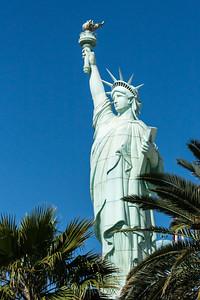Vegas Liberty, NY NY Hotel, Las Vegas, Nevada, USA