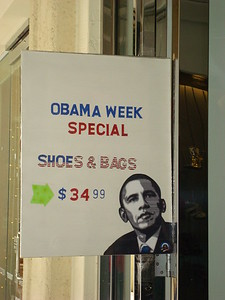 Obama Week Special, Miami, Florida, USA