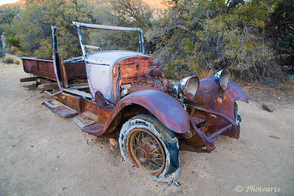 Americana 4: Old Rust