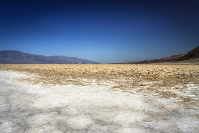 Bad Water Basin II, Death Valley National Park, California, USA