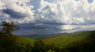 Storms on the parkway