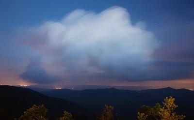Big Cloud Forming