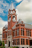 New Hanover County Courthouse in Historic Downtown Wilmington