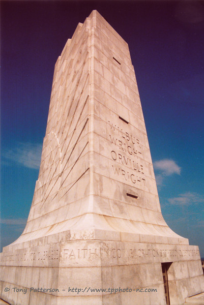 """Wright Memorial (B)""<br /> Kill Devils Hills, NC"
