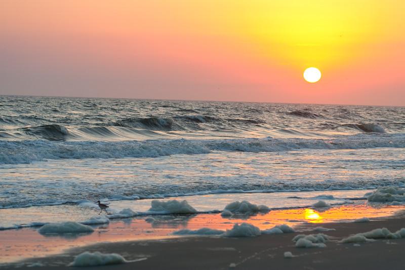 00aFavorite 20090307 (1807) IMG_3548 - Oak Island NC sunset