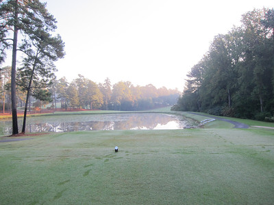 North Carolina Golf Holiday, October 2011