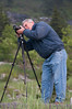 • Grandfather Mountain Nature Photography Weekend <br /> • Photographers waiting patiently  to capture images of the morning sunrise