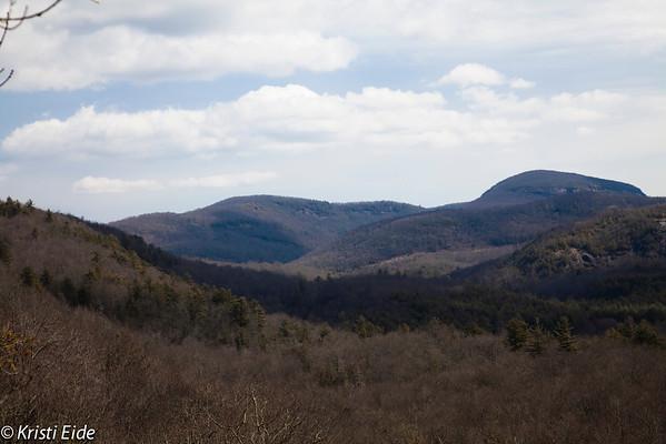 North Carolina Panthertown Valley Backpacking