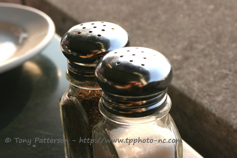 """Salt and Pepper""<br /> Chapel Hill, NC"