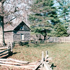 Puckett Cabin - Blue Ridge Pkwy North of Fancy Gap, Milepost 190, VA  11-10-03
