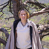 Donna on Chimney Rock