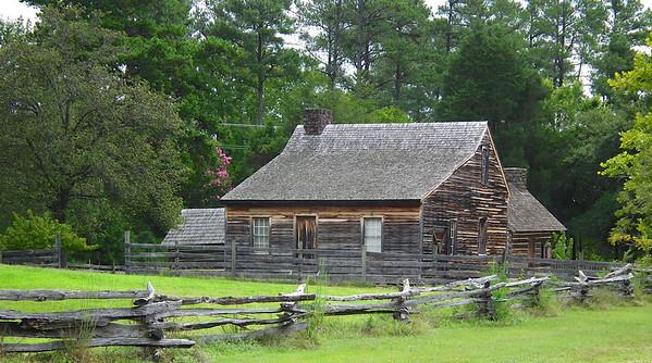 Durham, NC - Bennett Place State Historic Site