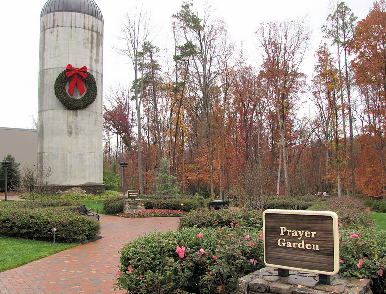 The Graham Homeplace Was a Dairy Farm - Billy Graham Library - Charlotte, NC  11-26-10