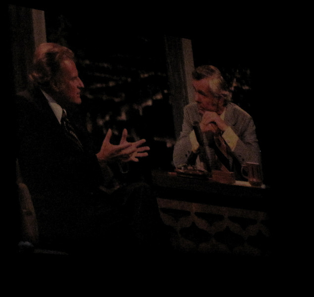 Johnny Carson Tonight Show - Billy Graham Library - Charlotte, NC  11-26-10<br /> He was interviewed and shared the Gospel on so many television shows.  He used the media to get His message out.