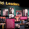 Friendship with World Leaders - Billy Graham Library - Charlotte, NC  11-26-10<br /> Everywhere I go I find that people - both leaders and individuals - are asking one basic question:  'Is there any hope for the future?  Is there any hope for peace and justice in our generation?'  The answer is Yes!  Hope does not rest in the affairs of this world.  It rests in Christ who is coming again as the King of kings. -- Billy Graham