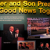 Father and Son Preach Good News - Billy Graham Library - Charlotte, NC  11-26-10<br /> At the time of invitation, people come to make life's most important commitment.  I feel terribly inadequate to help them.  I know it has to be of God, that I can't do anything.  No matter what they do for the rest of their lives, for one moment they've stood before God.