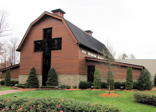 Charlotte, NC - Billy Graham Library