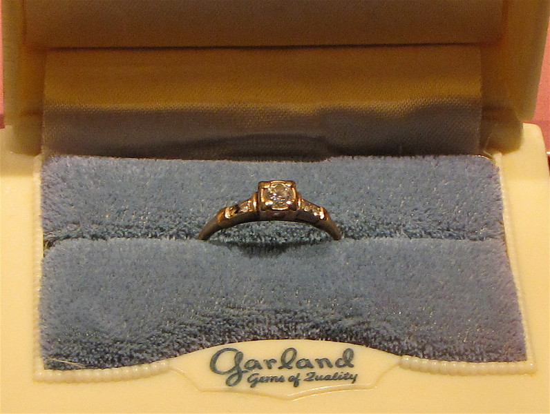 Engagement Ring for Ruth - Billy Graham Library - Charlotte, NC  11-26-10