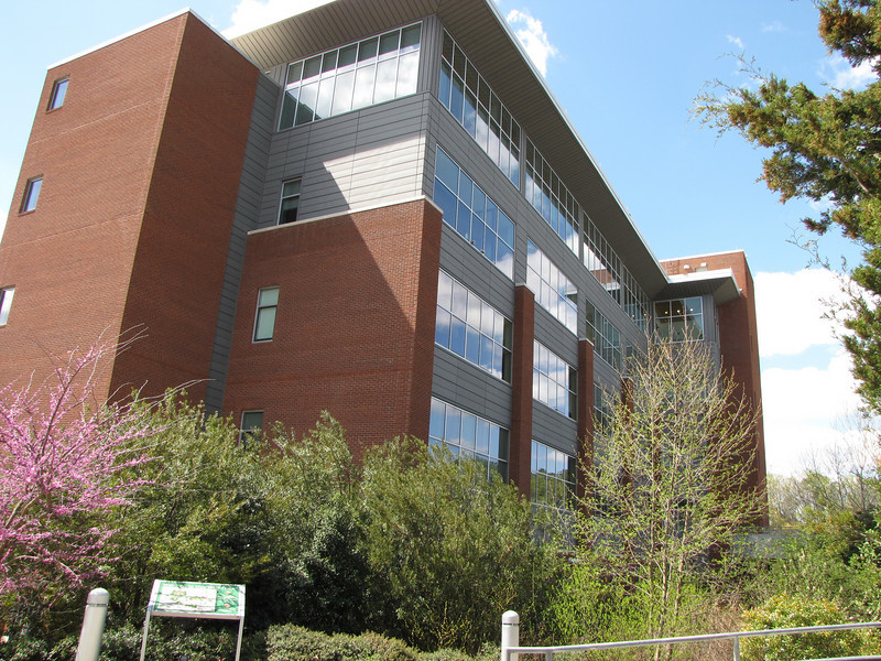 Centennial Campus Center for Wildlife Education - Raleigh, NC  3-24-11