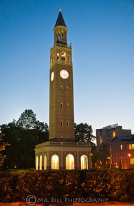 Bell Tower @ UNC