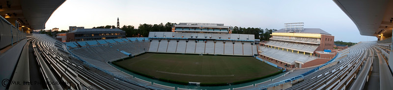 Kenan Memorial Football stadium @ UNC