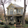 Restored 100-Plus-Year-Old Victorian Home in Historic Fourth Ward - Charlotte, NC  11-25-10