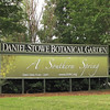 Entrance Sign - Daniel Stowe Botanical Garden - Belmont, NC  5-12-12<br /> In 1991, Daniel J. Stowe, a retired textile executive from Belmont, NC, reserved 380 acres of prime rolling meadows, woodlands, and lakefront property and established a foundation on which to develop a world-class botanical garden.