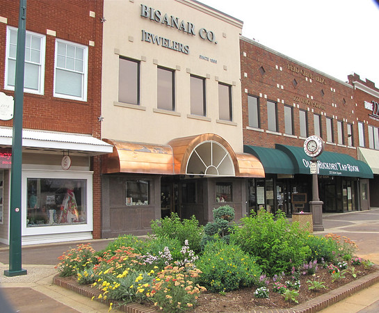 Hickory, NC - Historical Downtown Area