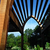 Another View of Pergola In Page White Garden - Sarah P. Duke Gardens - Durham, NC
