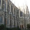 Side of Duke Chapel