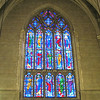 Stained Glass Inside Chapel