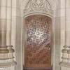 Detailed Woodwork On Doors