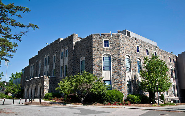 Cameron Indoor Stadium @ Duke University