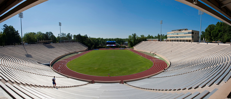 Wallace Wade Stadium @ Duke University, Durham NC