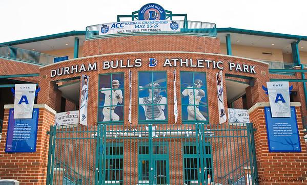 Durham Bulls Athletic Field