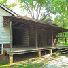 Photo From Right Side of Piper-Cox Home - Eno River State Park - Durham, NC<br /> It appeared that this back portion of the house was the original home with the front part being added on later.  See next photo.